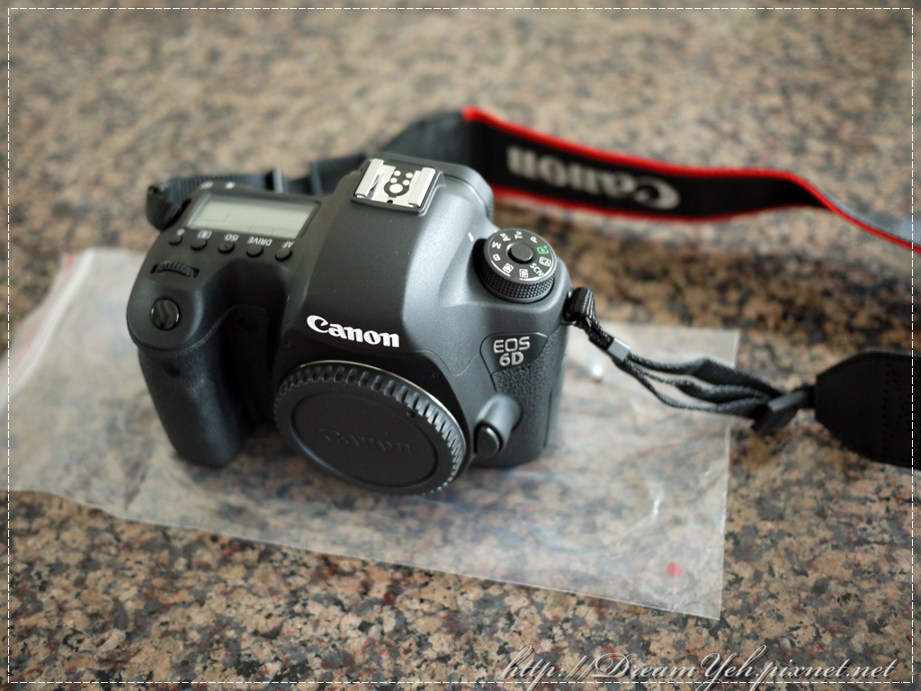 Canon 6D 機身