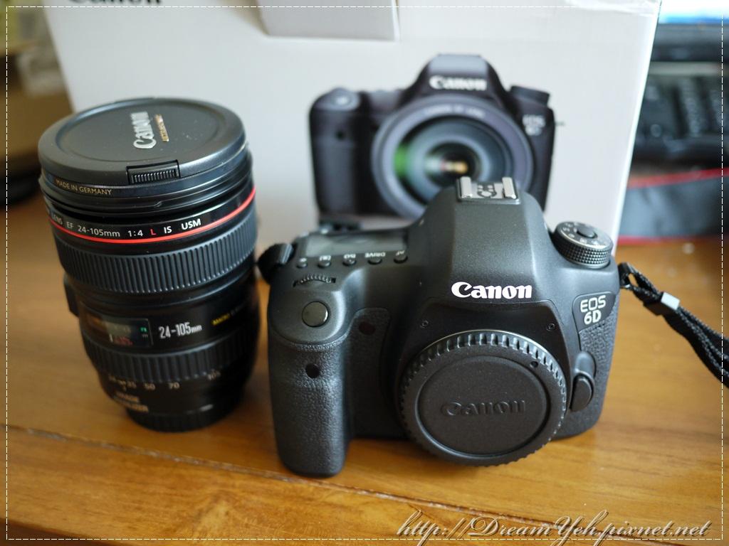 Canon 6D +24-105合照
