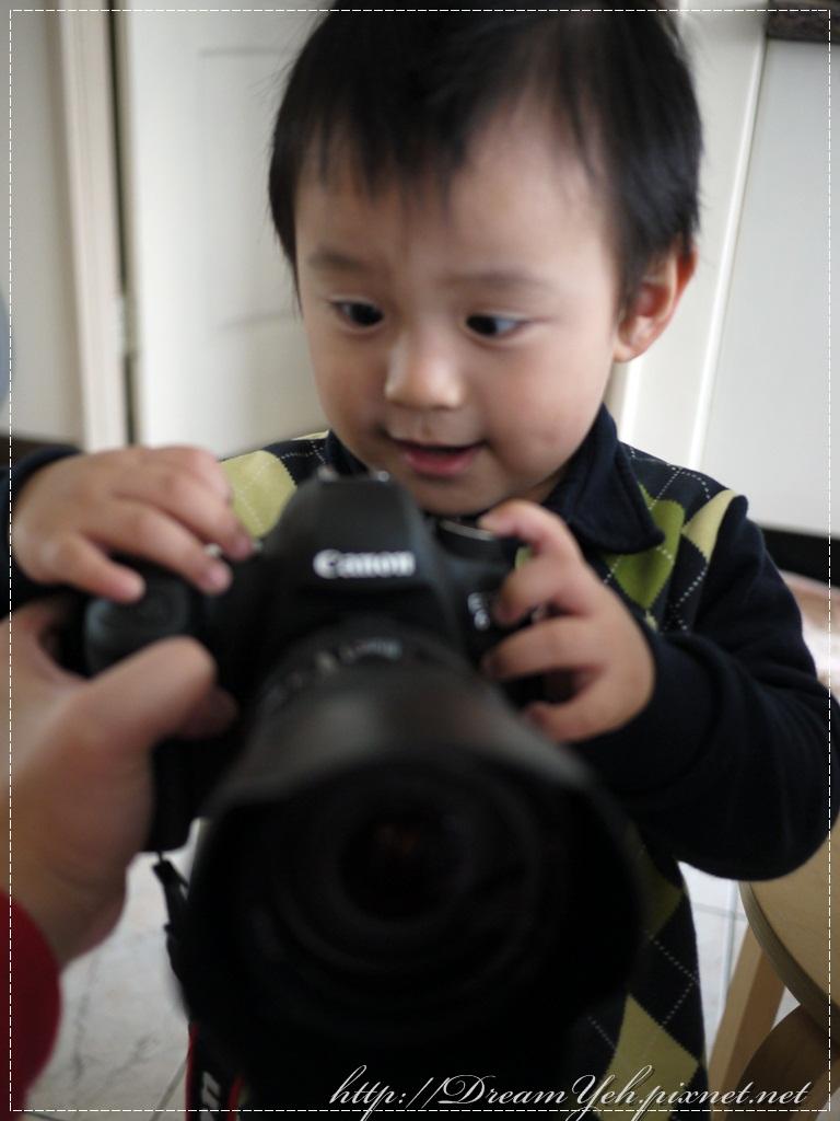 我長大也要玩攝影