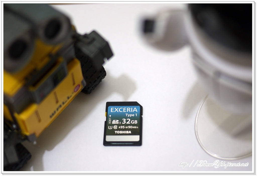 Toshiba Type 1 32GB SDHC UHS-1