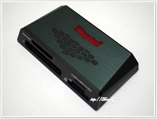 金士頓Kingston USB3.0 高速多合一讀卡機