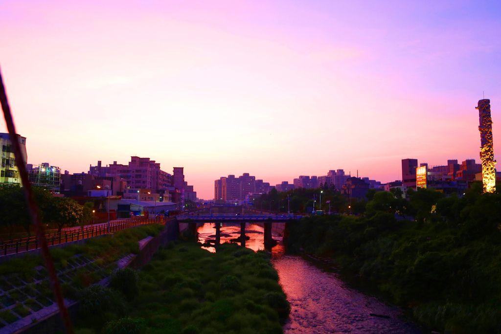 天公壇吊橋