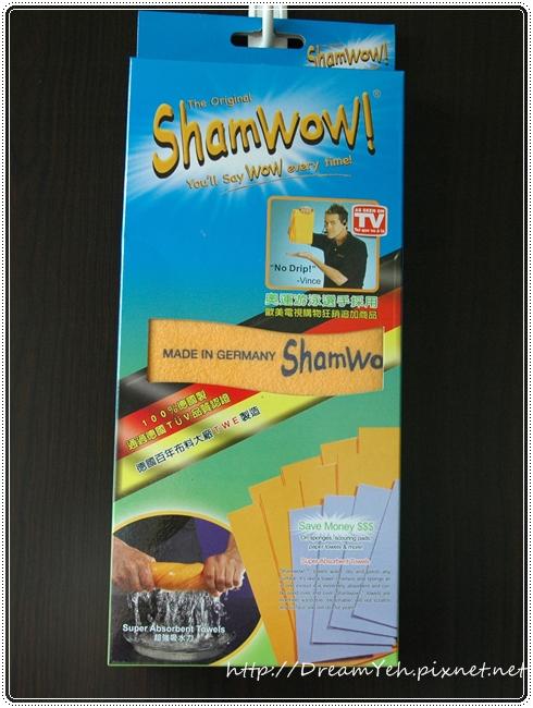德國西水抹布Shamwow
