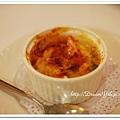 開胃菜焗烤海鮮盅