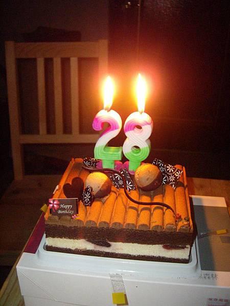 28歲生日