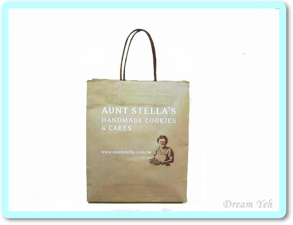 詩特莉餅乾紙袋