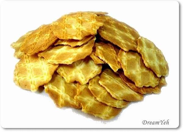 蘋果香味的餅乾