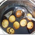 茶葉蛋烹煮情形