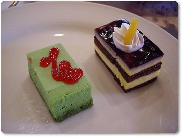 小蛋糕甜點