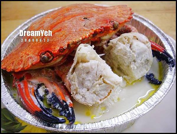 奶油螃蟹蟹腳