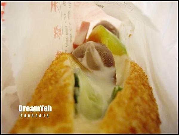 好吃的營養三明治