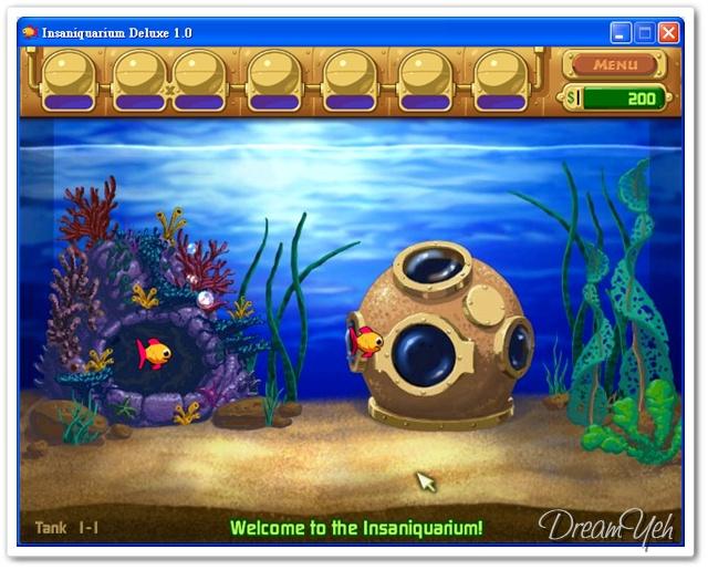 養魚遊戲 遊戲內容