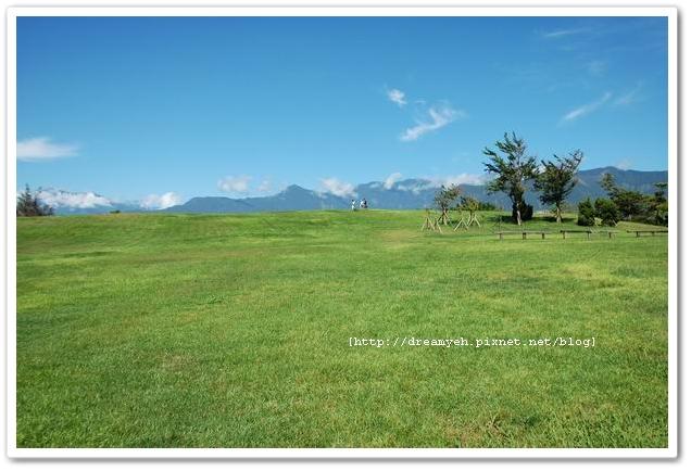 一大片青青草原