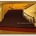 大廳的樓梯
