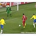 世界盃足球賽巴西北韓戰