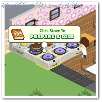 Cafe World 教學01