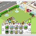 Facebook 餐城(Restaurant City) 聖誕節花園
