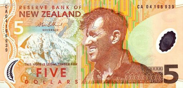 紐西蘭幣正面