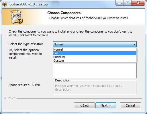 foobar2000 install full