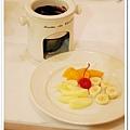 水果巧克力火鍋