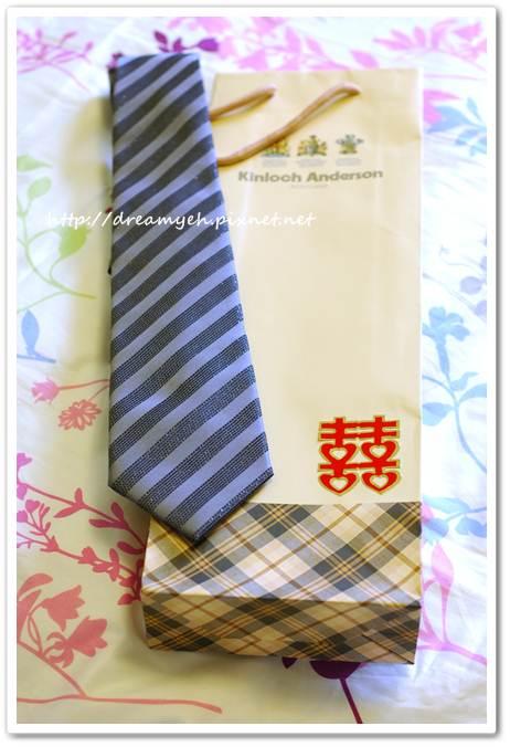 金安德森領帶