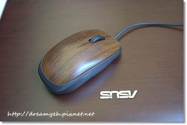 木紋滑鼠近拍