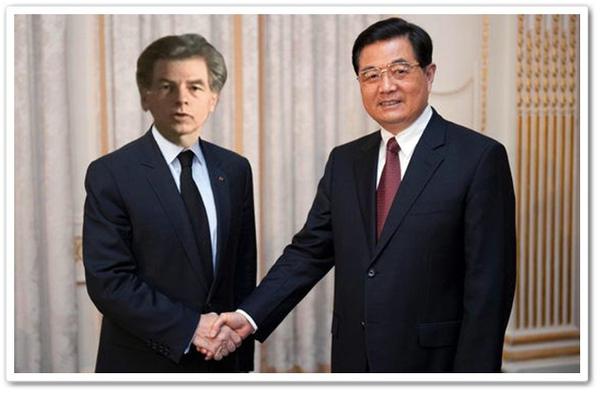 威廉伯爵中國總理