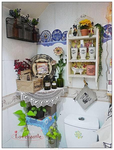 浴室改造完成-8