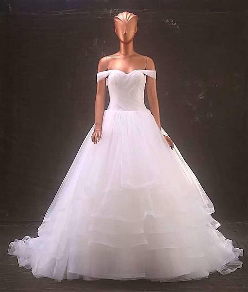 婚紗禮服訂製