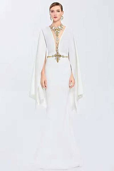 [推薦]褲裝婚紗與套裝婚紗