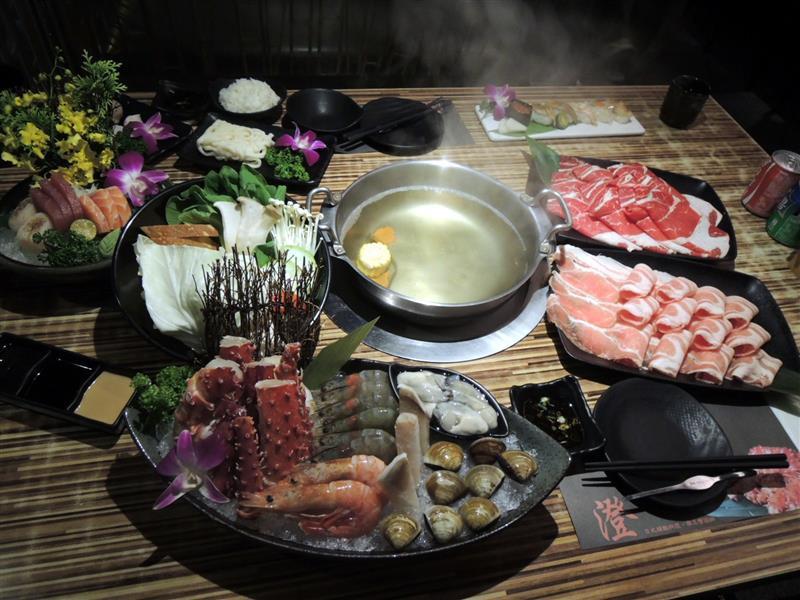 澄 日式精緻料理帝王蟹鍋物048.jpg