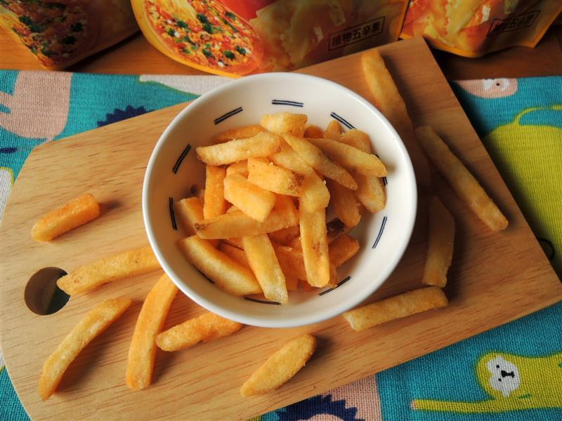 卡廸那 95℃北海道風味薯條-起司披薩006.jpg
