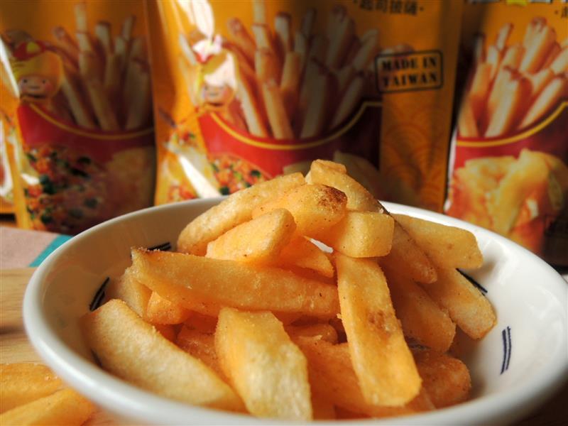 卡廸那 95℃北海道風味薯條-起司披薩007.jpg