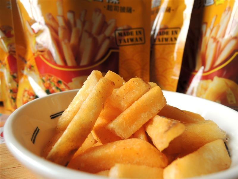 卡廸那 95℃北海道風味薯條-起司披薩010.jpg