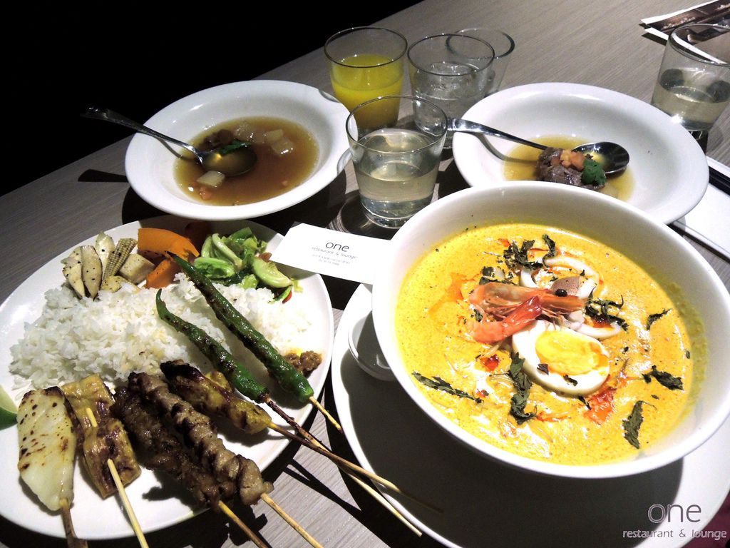 One Restaurant & Lounge 029