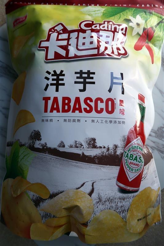 卡迪那洋芋片TABASCO風味 001.jpg