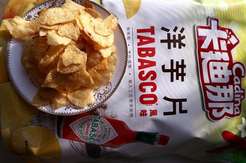 卡迪那洋芋片TABASCO風味 008.jpg