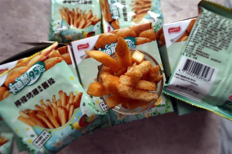 聯華食品卡迪那95℃薯條【北海道起司風味】&【檸檬烤雞風味】007.jpg