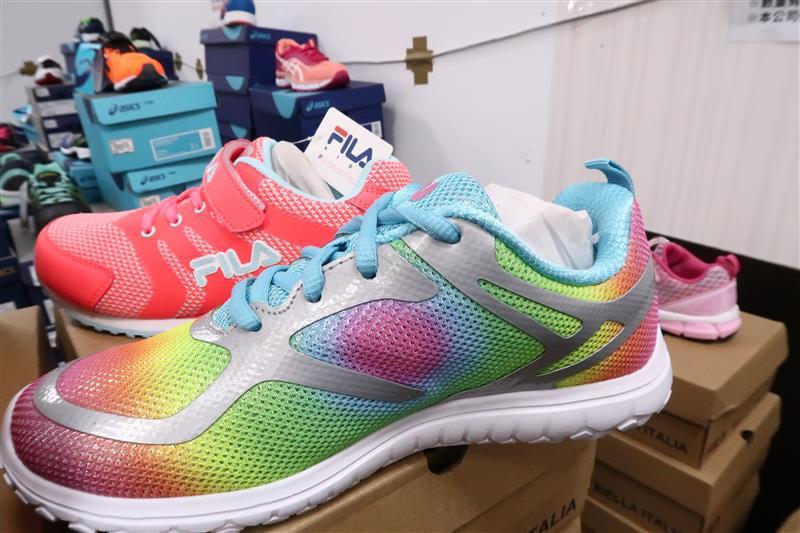 內湖球鞋拍賣  FILA童鞋 075.jpg