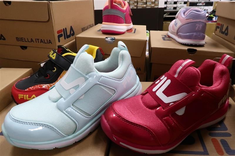 內湖球鞋拍賣  FILA童鞋 076.jpg
