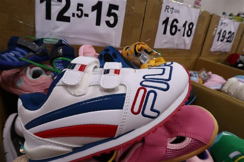 內湖球鞋拍賣  FILA童鞋 130.jpg