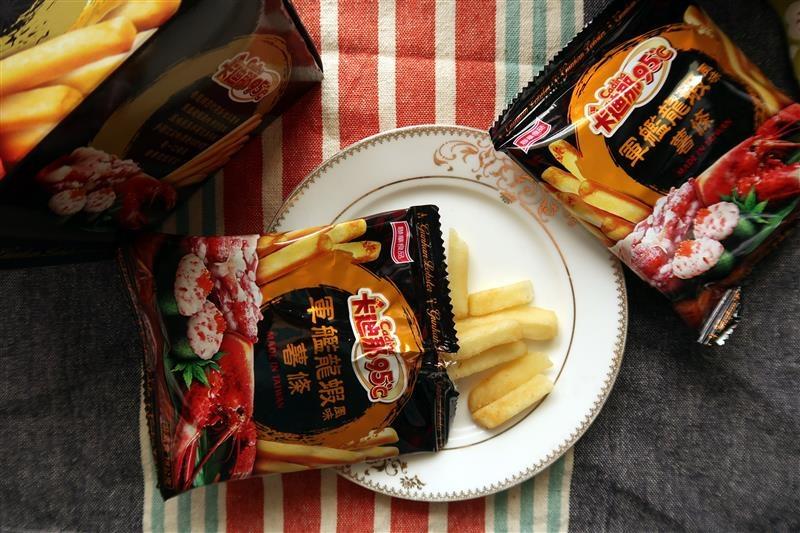 卡迪那95℃薯條 炙燒和牛風味  軍艦龍蝦風味007.jpg