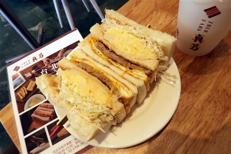 台北必吃早餐 真芳炭烤土司  022.jpg