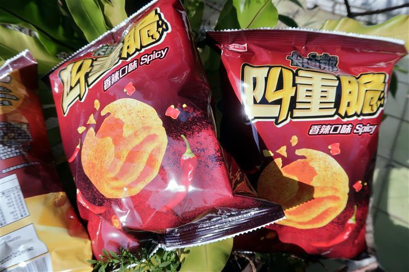 卡廸那四重脆爽脆 004.jpg
