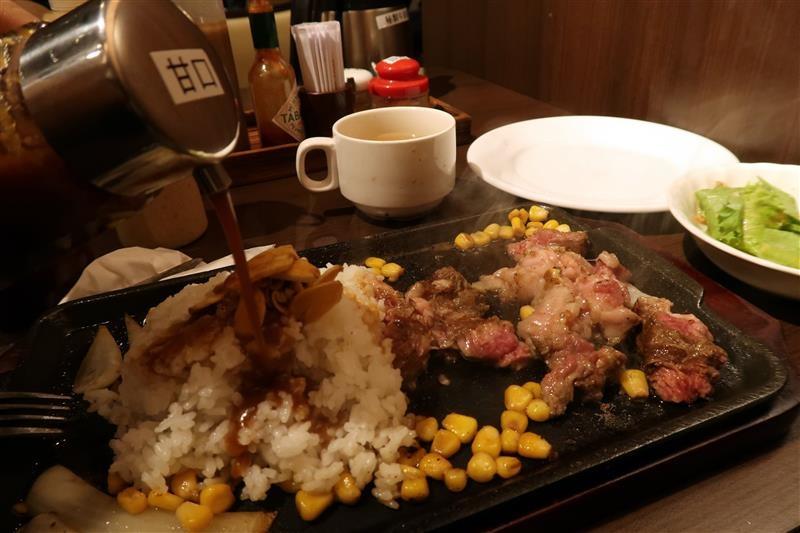 Ikinari Steak いきなりステーキ 台湾   030.jpg
