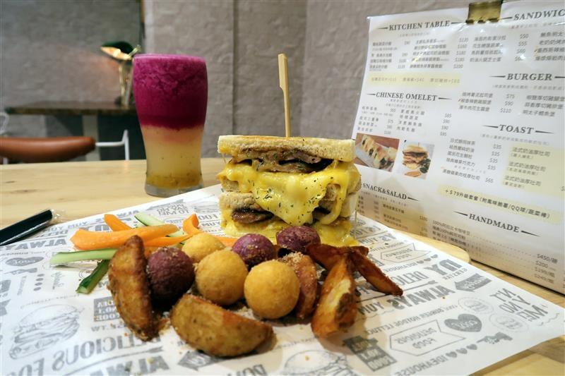 世貿早午餐 拾聚 Brunch Cafe' &Tea 012.jpg