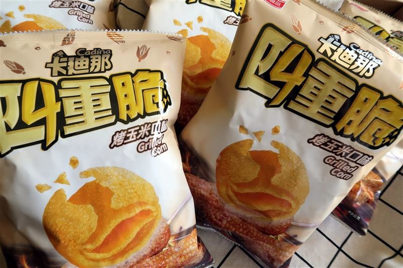 卡廸那四重脆烤玉米口味 001.jpg