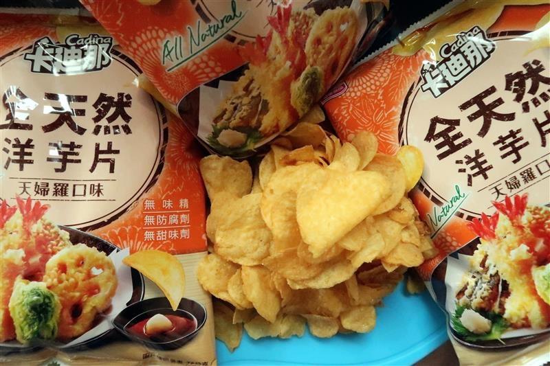 卡迪那全天然洋芋片天婦羅口味  011.jpg