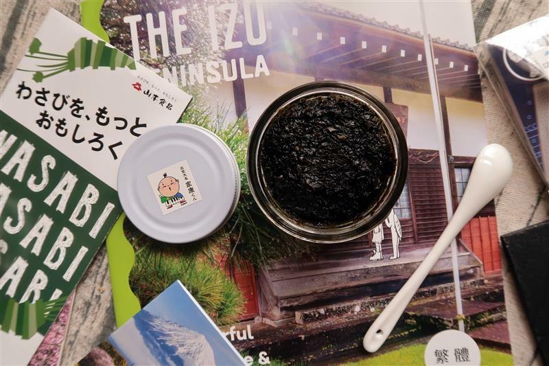浜納豆  静岡茶與浜名湖海苔佃煮 012.jpg