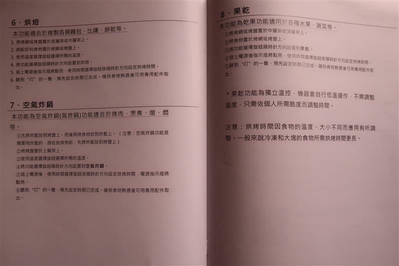 Coz!i AF66 空氣炸烤箱 氣炸鍋 炫風烤箱 食譜 047.jpg